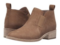 Eileen Fisher Mood Siena Tumbled Nubuck Women's Pull On Boots Brown