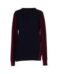Sophie Hulme Sweaters Dark Blue