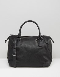 Pieces Holdall Bag Black