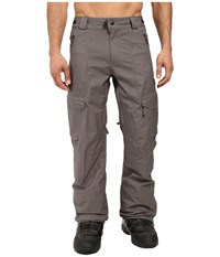 686 Glcr Quantum Thermagraph Pants Steel Rip Stop Men's Casual Pants Olive