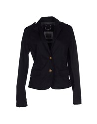 Replay Suits And Jackets Blazers Women Black