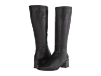 La Canadienne Jenny Black Leather Women's Dress Boots
