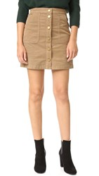Tory Burch Lucitano Skirt Beachwood