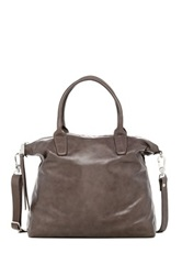 Abro Smooth Leather Tote