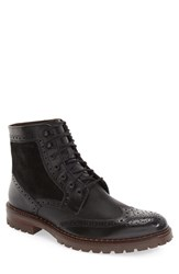 Johnston And Murphy Men's 'Greer' Wingtip Boot