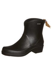 Aigle Juliette Wellies Noir Black