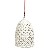 Pols Potten Woven Hanging Lamp Small