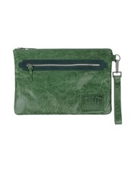 Guess Bags Handbags Men Emerald Green