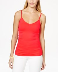 Energie Juniors' Rose Cami Top Fiery Coral
