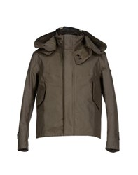 313 Tre Uno Tre Coats And Jackets Down Jackets Men