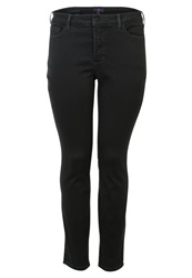 Nydj Curvy Slim Fit Jeans Eclipse Dark Gray