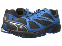 Vasque Pendulum Ii Gtx Magnet Brilliant Blue Men's Shoes Gray