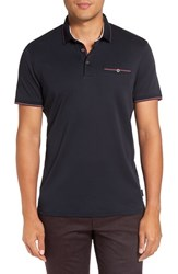 Ted Baker Men's London Tipped Polo