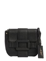 Roger Vivier Piligrim De Jour Leather Shoulder Bag