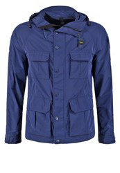 Blauer Summer Jacket Mare Aego Blue