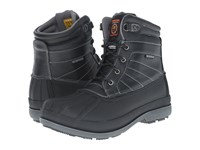 Skechers Robards Alberton Black Women's Work Boots