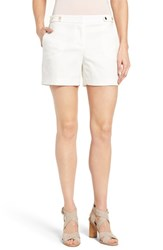 Vince Camuto Women's Stretch Cotton Shorts