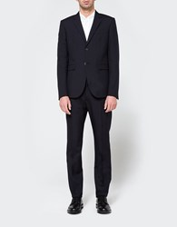 Marni Suit In Blue Navy