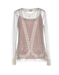 Alice By Temperley Shirts Beige