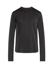 Satisfy Light Long Sleeved Performance T Shirt Black