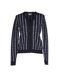 Opening Ceremony Cardigans Blue