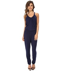 Tart Lyric Jumper Peacoat Women's Jumpsuit And Rompers One Piece Blue