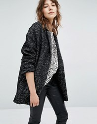 Suncoo Ed Coat Black