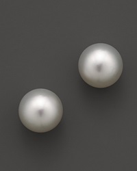 Tara Pearls White South Sea Cultured Pearl Stud Earrings 10Mm No Color