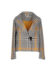 Carven Suits And Jackets Blazers Women Ocher