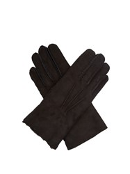 Paul Smith Sheepskin Gloves Black