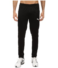 Puma Training Pant Black White Men's Casual Pants
