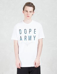 Dope Army T Shirt