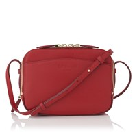 Lk Bennett L.K. Mariel Shoulder Red