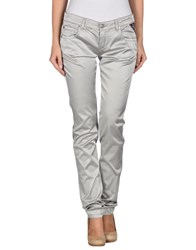 Pinko Sunday Morning Trousers Casual Trousers Women Silver