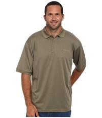 Columbia Perfect Cast Polo Tall Sage Men's Clothing Green