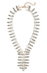 Leith Women's Crystal Statement Necklace