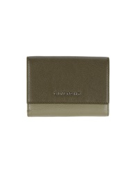 Wallets Military Green