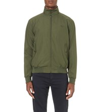 Fred Perry Made In England Harrington Jacket Olive