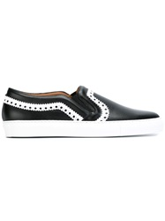 Givenchy Brogue Detail Sneakers Black
