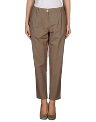 Semi Couture Casual Pants Grey