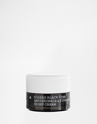 Korres Black Pine Firming Night Cream 40Ml Blackpine