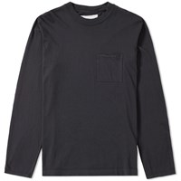 Our Legacy Long Sleeve Box Tee Black