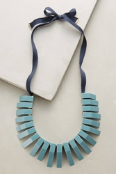 Adeline Necklace Blue