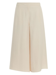 The Row Phene Wide Leg Cropped Culottes