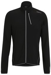 Craft Mind Sports Jacket Black White