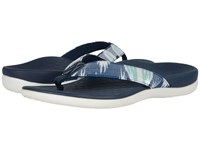 Vionic Tide Sequins White Navy Women's Sandals
