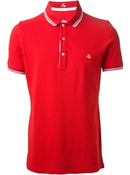 Fay Polo Shirt Red