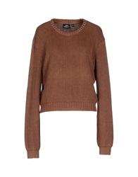 Dr. Denim Jeansmakers Sweaters Cocoa