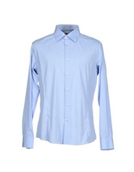 Hotel Shirts Dark Blue