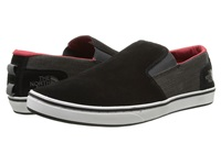The North Face Base Camp Lite Slip On Tnf Black Tnf Red Men's Shoes